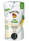 Malibu Cocktails Pina Colada Light